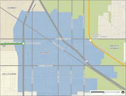 Green Line Metro Map by Scag Starts Rail Gap Study With Open House In Norwalk Urbanize La