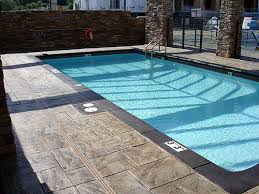 cmdt systems decorative stamped concrete pool decks in vancouver