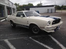 1976 mustang cobra 2 1976 ford mustang cobra ii for sale photos technical