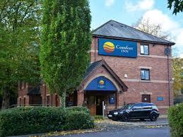 Comforter Inn Comfort Inn Manchester North Manchester United Kingdom