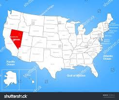 Nevada City Map Nevada Wikipedia Nevada Location On The Us Map Map Of Usa