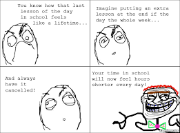 Meme Comic Editor - ragegenerator rage comic school troll logic derps pinterest
