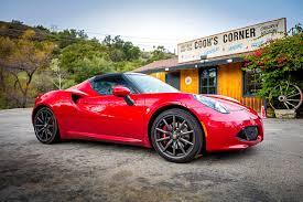 cartoon sports car side view 2017 alfa romeo 4c spider it u0027s italian for lust