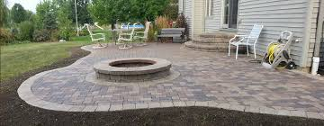 Brick Paver Patio Installation How Much Does It Cost To Build A Paver Patio