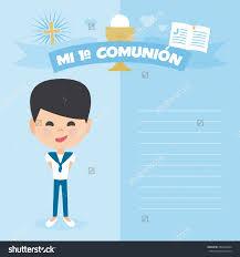 communion invitations for boys communion invitation templates plumegiant