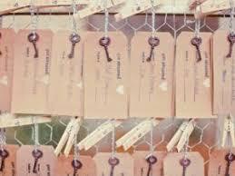 cadeau pour invitã mariage offrir une clé en cadeau pour invité par claudiacrea