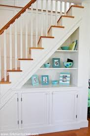 18 creative ways to use the space under your stairs basements