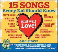 15 songs every kid should cd release review dear creatives