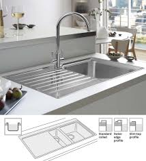 inset sinks kitchen sink options