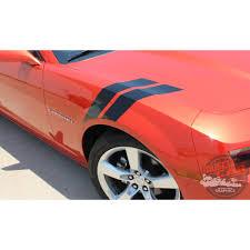 2011 camaro graphics chevy camaro bar lemans style fender hash stripes