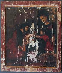 32 Best Paint Images On Giulio Romano U0027s U201cthe Little Holy Family U201d In Africa Identifying An
