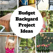 Affordable Backyard Ideas Diy Budget Backyard Ideas Princess Pinky Girl