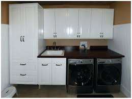 diy utility sink cabinet utility sink cabinet ideas laundry with countertop dkkirovaorg