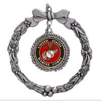 marine corps ornaments
