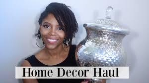 valeriecradd home decor haul tj maxx target home goods ross