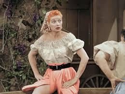 Love Lucy Halloween Costume Lucy U0027s Italian Movie