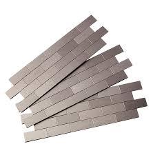 Metal Backsplash Tiles For Kitchens Kitchen Metal Tile Backsplashes Hgtv Kitchen Backsplash Accent