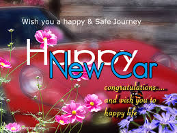 congratulations on new card congratulations for happy new car post card from 365greetings