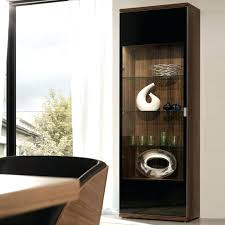 small curio cabinet with glass doors small curio cabinet with glass doors medium size of living cabinet
