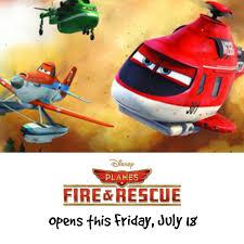 flying friday disney u0027s planes fire u0026 rescue 5 movie ticket