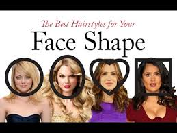 haircut based on your shape how to choose the right haircut hairstyle for your face shape youtube