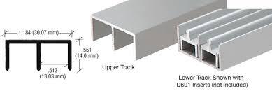 sliding glass cabinet door track pass thru windows trophy cases showcases book cases gun cases