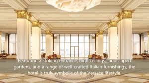 Versace Bedroom Sets Exclusive 3 Bedroom Palazzo Versace Residences Youtube