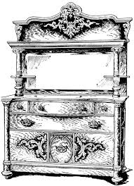 Dining Room Table Clipart Black And White 330 Best Outydse Meublement Images On Pinterest Console Tables