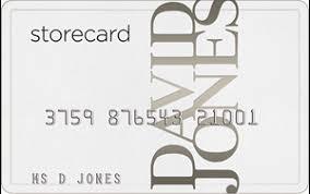 david jones s boots sale storecard services