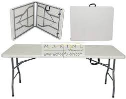 6 plastic folding table terrific 6 foot plastic folding table plastic folding tables marine