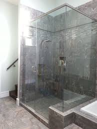 Frameless Steam Shower Doors Steam Shower Creative Mirror Shower