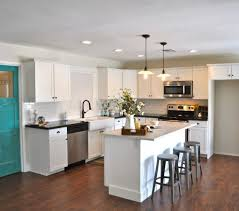 white l shaped kitchen with island small l shaped kitchen designs with island outofhome