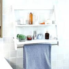 Bathroom Tower Shelves Bathroom Tower Shelf Aluminum Bathroom Tower Rack With Shelf Wall