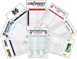 lineup cards custom made for baseball softball teams baseball