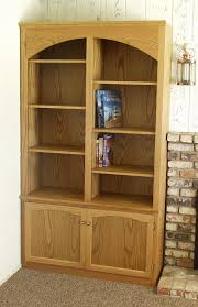 Wooden Bookcase Plans Free by Build Solid Wood Bookcase Woodworking Plans U0026 Projects