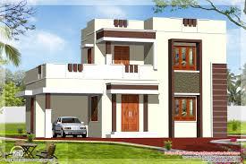 House Design Plans Usa Modern Villa Exterior Design Of Square Feet Modern Villa In Usa