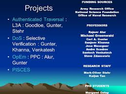 bureau olier relook research overview carl a gunter of pennsylvania ppt