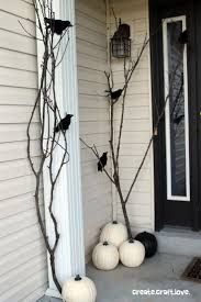Outdoor Halloween Decorating Ideas by 442 Best Outside Halloween Decorations Images On Pinterest