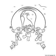 trolls coloring pages download print free coloring