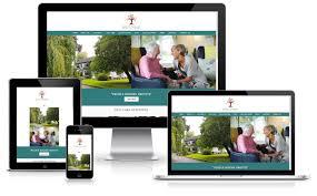 mount pleasant nursing home website design buzz web consultancy