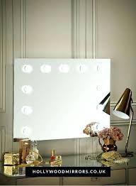 light up wall mirror table mirror with lights mordencharm com