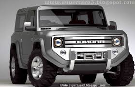 ford bronco concept latest cars august 2011