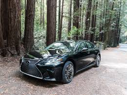 lexus german or japanese 2018 lexus ls 500 first drive review big bold and breathtaking