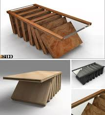 Creative Modern Coffee Tables  Coffee Table Designs Urbanist - Coffe table designs