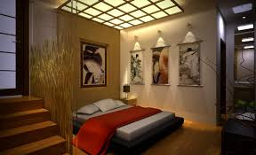 apartment luxurious chinese style apartment master bedroom