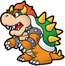 bowser bowser jr characters art mario sonic at the olympic