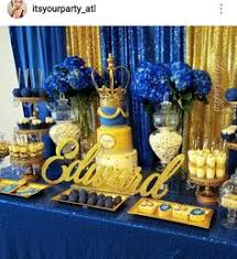 prince themed baby shower royal prince royal prince baby shower candy buffet table