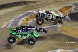 monster truck show oakland ca photo gallery oracle arena and oakland alameda county coliseum