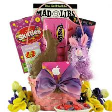 easter gift baskets easter gift basket tween girl ages 10 to 13 years