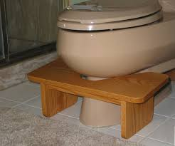 Pedestal Squat Toilet This Footstool Is A Better Way To Use The Toilet 4 Steps With